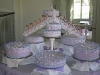 Wedding Cake Arrangements